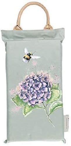 Wrendale Outdoor Padded Garden Kneeler Bunny & Bee Floral Design 43x23x5cm